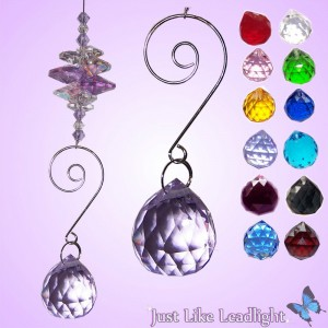 Crystal Ball Suncatcher -BLSC001