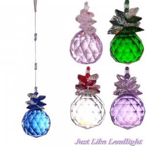 4x Crystal Ball Suncatcher -BPSC007