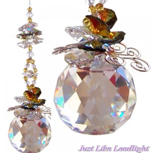 Crystal Ball Suncatcher -BLSC004