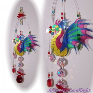 Dragon Suncatcher - DRSC003