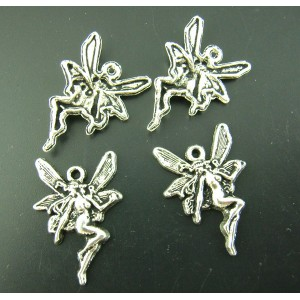charm- fairy #1 pack of 6