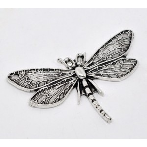 Dragonfly charm - pack of 3
