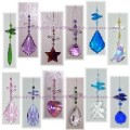 10 mixed suncatchers- 2nds pack - BPSC002