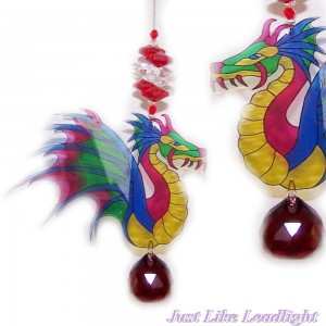 Dragon Suncatcher - DRSC001