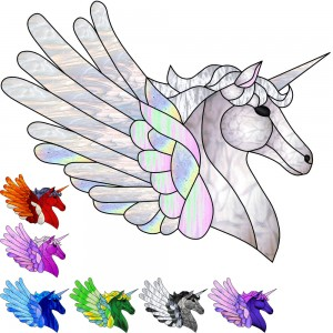 unicorn design no1
